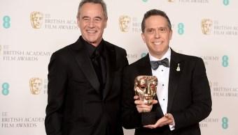 Director de 'Coco' dedica BAFTA a la gente de México