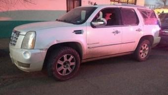 abaten cuatro presuntos delincuentes durante enfrentamiento chihuahua