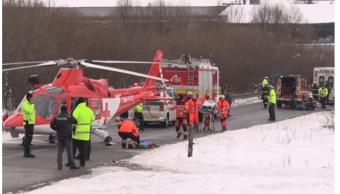 Automóvil atropella a varios niños en Eslovaquia; doce lesionados
