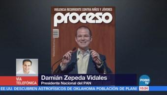 Adversarios Anaya Tergiversan Información Atacar Damián Zepeda