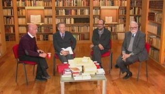 Agenda Pública en los Libros: Programa del 18 de febrero de 2018