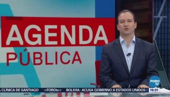 Agenda Pública Programa del 23 de febrero de 2018