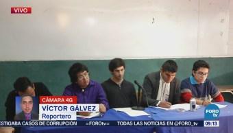 Alumnos rechazan violencia en instalaciones de la UNAM