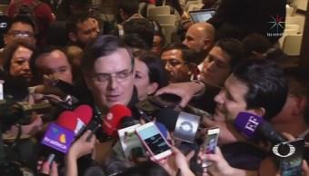 AMLO Presenta Marcelo Ebrard Coordinadores Electorales