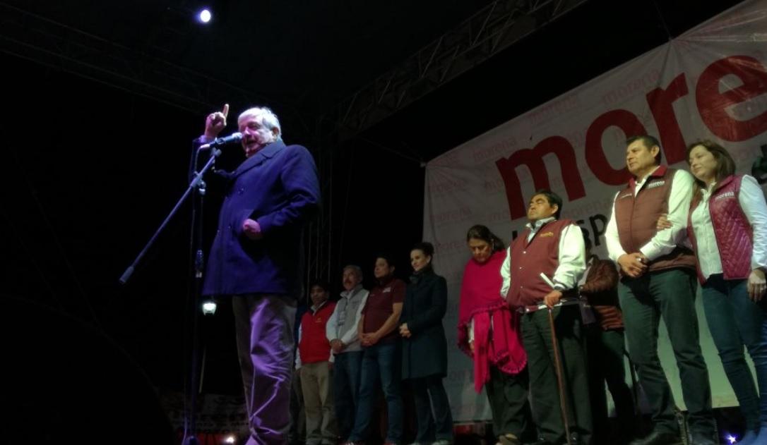 López Obrador reprochó a