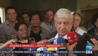 AMLO se reúne en privado con estructura de Morena en Morelos