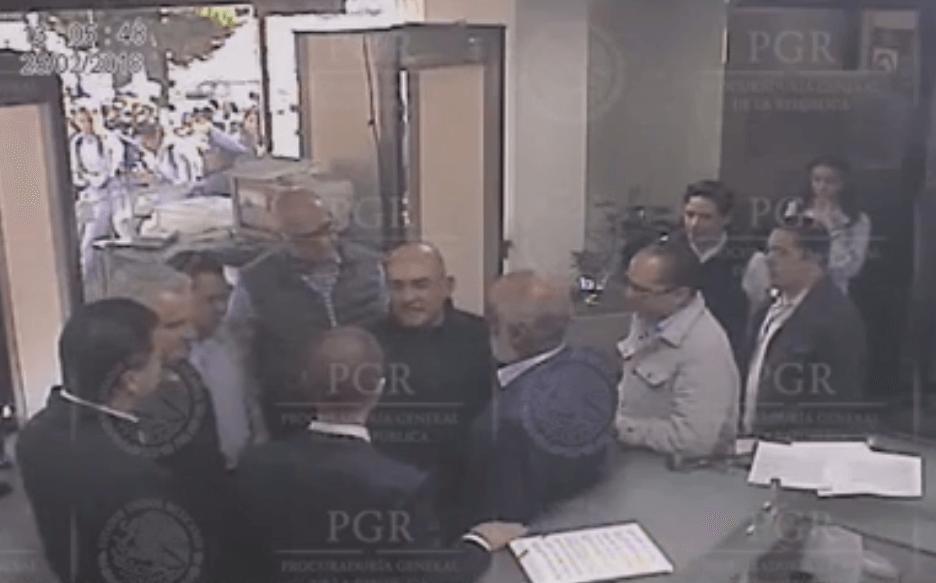 Juez niega amparo a Manuel Barreiro; PGR puede solicitar aprehensión