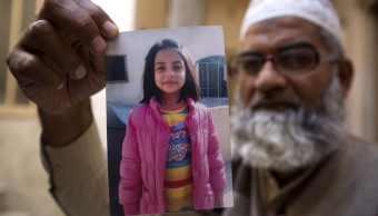 Sentencia a muerte al asesino de una niña de siete años en Pakistán