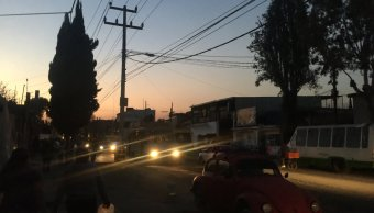 Xochimilco y Tláhuac sufren cortes energía sismo