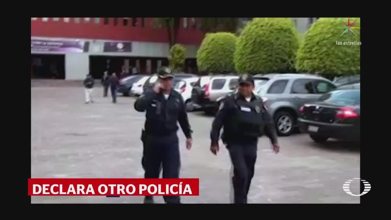 Aparece el cuarto policía involucrado en detención de Marco Antonio ...
