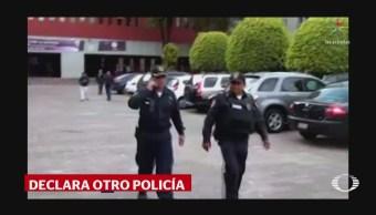 Aparece Cuarto Policía Involucrado Detención Marco Antonio Sánchez