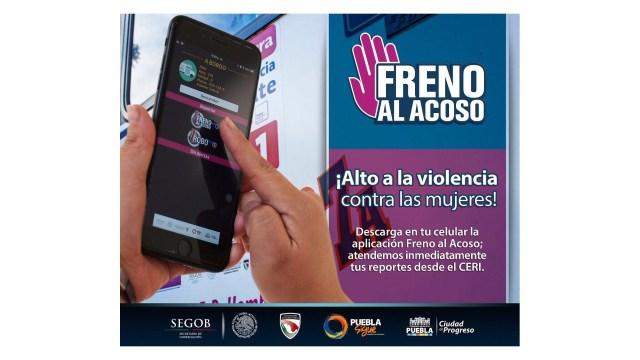 app freno acoso busca erradicar violencia mujeres puebla