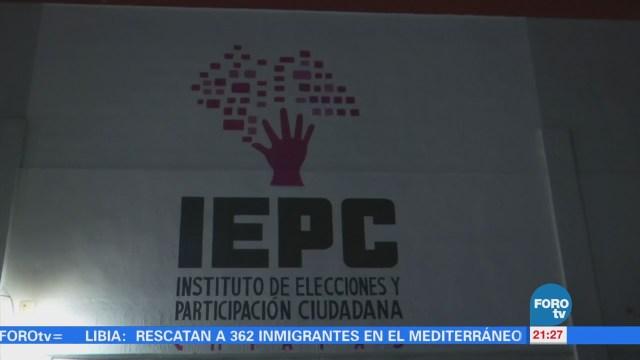 Aprueban coalición 'Todos por Chiapas'