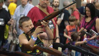 Empresas Estados Unidos cortan vínculos Asociación Nacional Rifle
