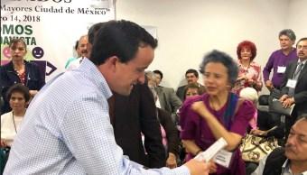 Mikel Arriola asegura que escuchará a la comunidad LGBTI