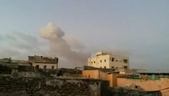 Ataque coches bomba deja 18 muertos Somalia