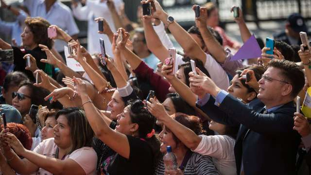 Bajan tarifas de interconexión de telefonía móvil en México
