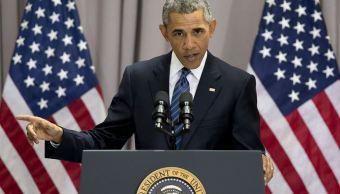 Trump critica al Congreso y FBI por no investigar pago de Obama a Irán