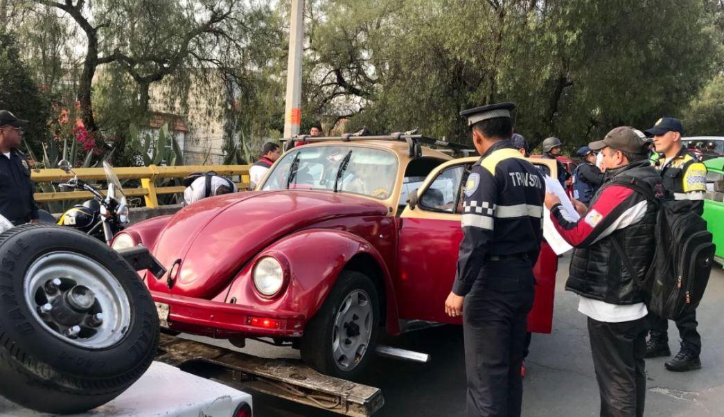 SSP capitalina aplicará descuentos en infracciones de tránsito