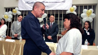 3 mil internos se casaron en cárceles CDMX