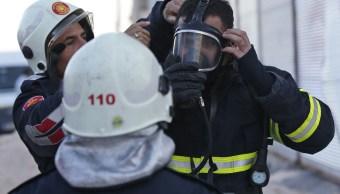 Bombardeo químico Turquía deja seis lesionados Afrín