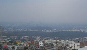 Cuatro zonas del Valle de México presentan regular calidad del aire