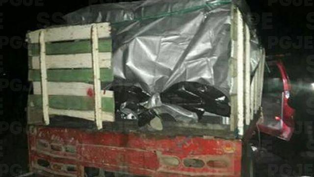 Aseguran arsenal en Apaseo el Alto, Guanajuato; hay un detenido