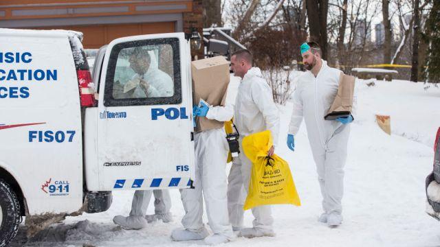 Canadá halla restos seis personas caso asesino serial