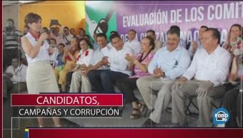 Candidatos, campañas y corrupción (4)