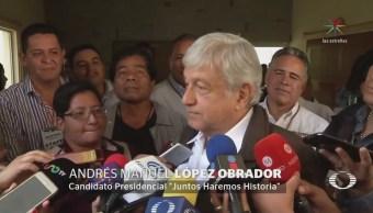 Candidatos no deben tener antecedentes penales señala AMLO