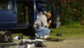 Mexicanos roban joyería en hotel lujoso de Punta Este, en Uruguay. (Sitio Oficial/infobae)