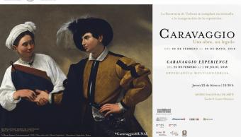 FIL Minería, Caravaggio en el Munal: Guía de fin de semana