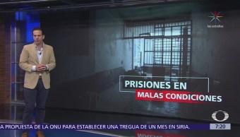 Cárceles municipales de México, reprobadas por CNDH y con apodos de terror