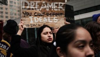 Casa Blanca deja manos Congreso futuro dreamers