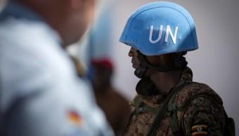 Expulsan Cascos Azules abusos sexuales Sudán Sur