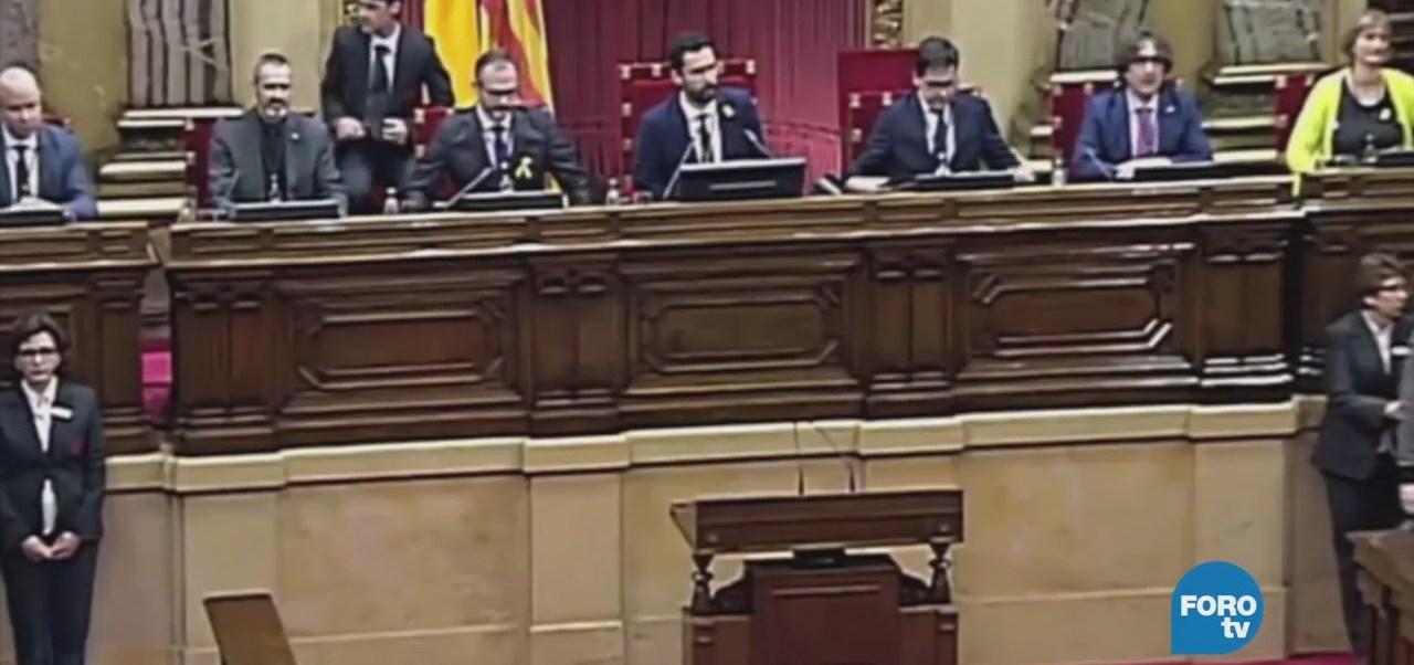 Cataluña padece los estragos de la división política