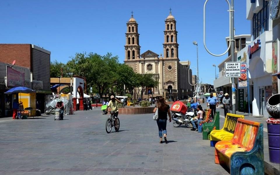 Refuerzan operativos de seguridad en Cd. Juárez, Chihuahua
