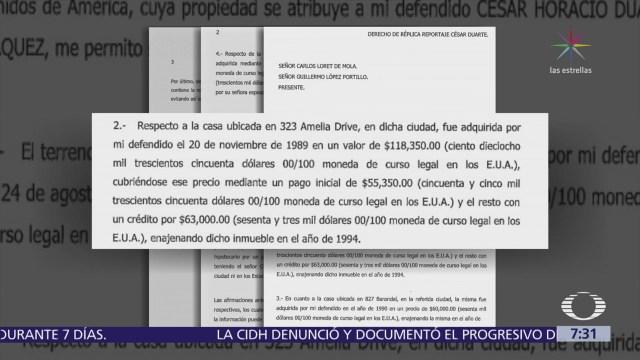 César Duarte envía carta de réplica a Despierta, a través de abogado