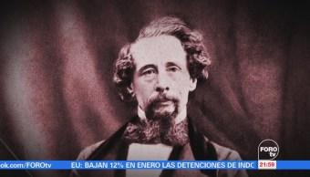 Efeméride de En una Hora: Charles, Dickens