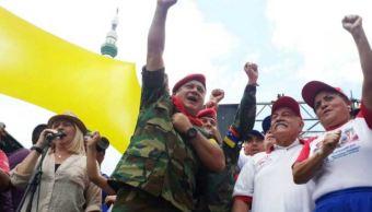 Conmemoran 26 años del intento de golpe de Estado de Hugo Chávez