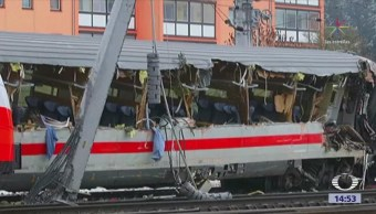 Choque Trenes Austria