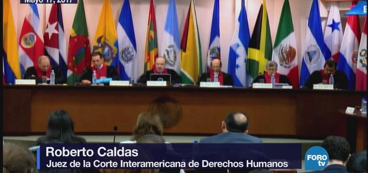 CIDH pide legalizar el matrimonio gay en todo el continente americano