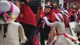 tlaxcala se llena de musica y baile por el carnaval