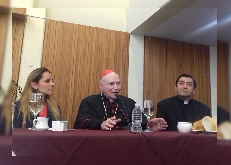 Aguiar Retes: Arquidiócesis apoyará investigación por denuncia de abuso sexual en CDMX