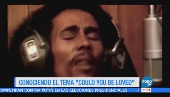 Conociedo el tema 'Could you be loved'