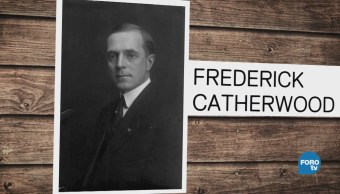 Conociendo al explorador Frederick Catherwood