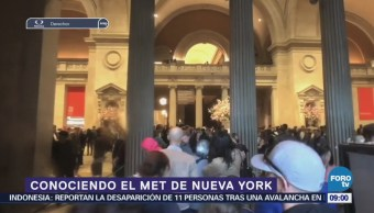 Conociendo MET Nueva York