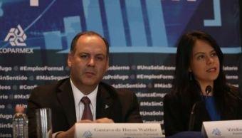 Un 43.9% de los empresarios han sido víctimas del delito: Coparmex