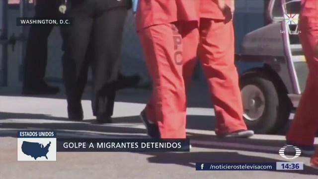 Corte Suprema Eu Fuerte Golpe Migrantes