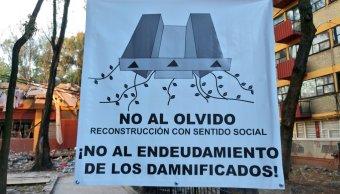 damnificados 19s exigen trasparencia manejo recursoS